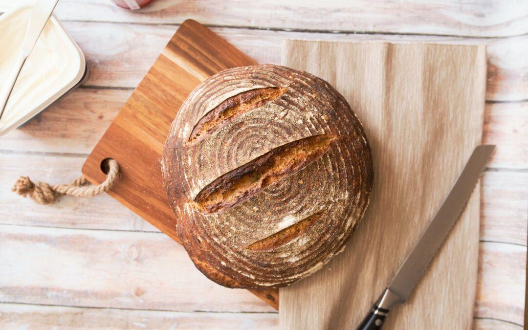 Is Bread Maker Bread Healthier?