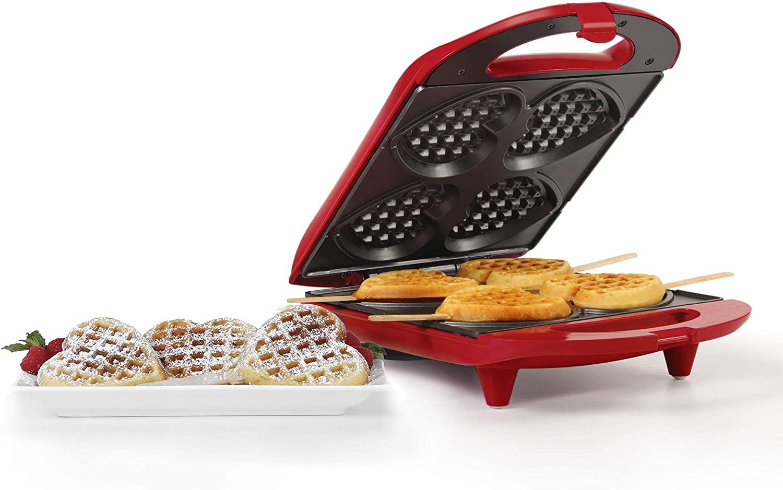 holstein waffle maker