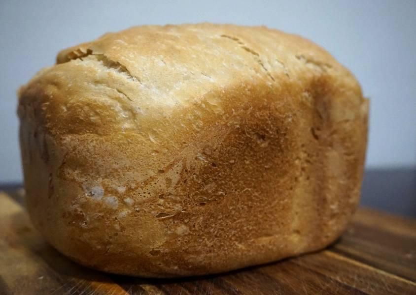 bread made in the bread machine