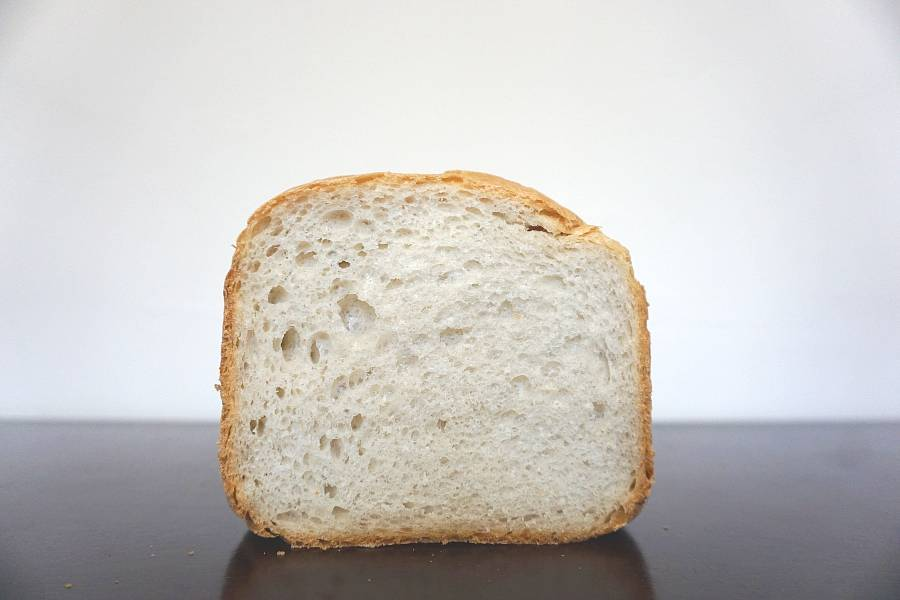 plain flour loaf